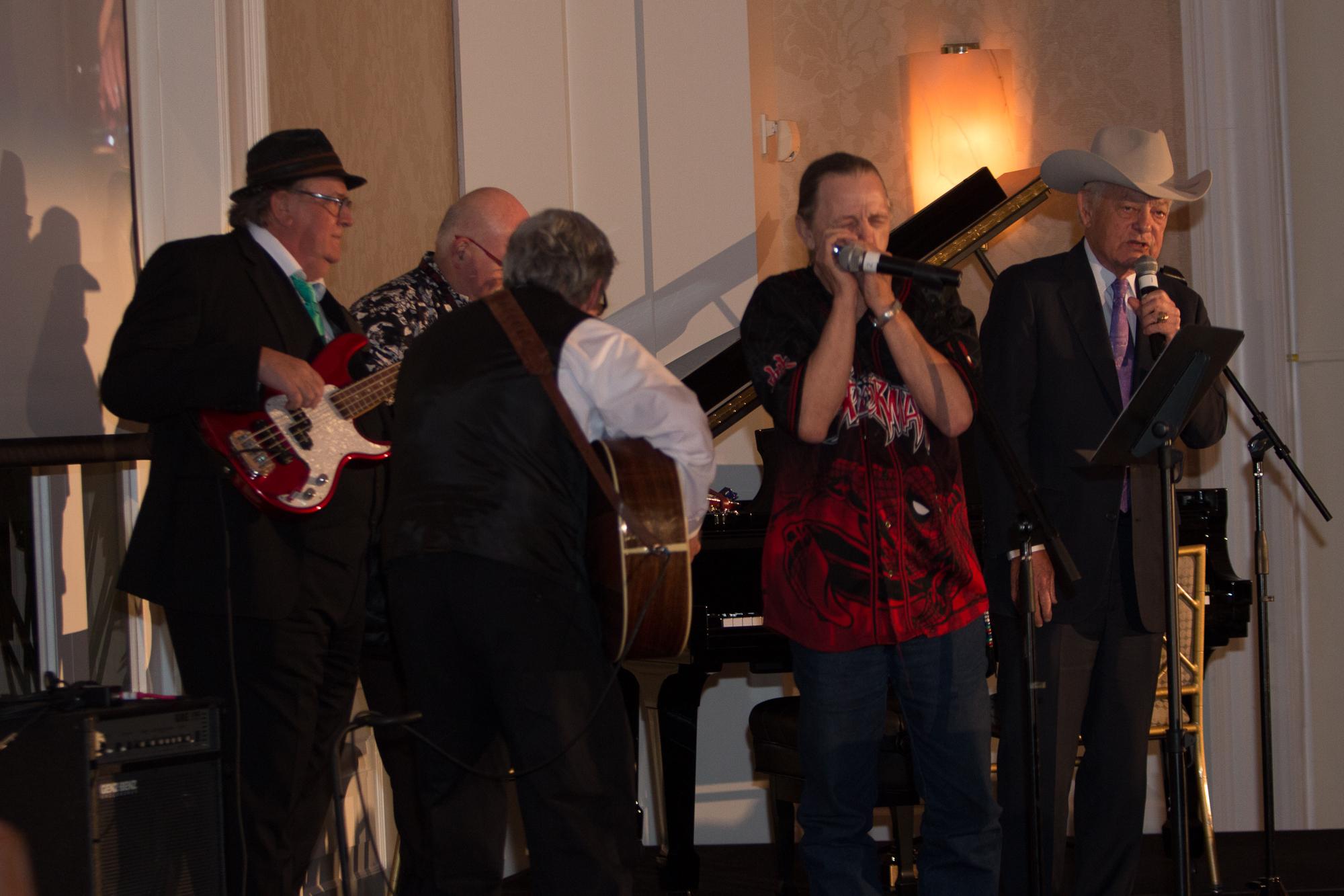 Bob Schieffer in fine form at Press Club of Dallas tribute