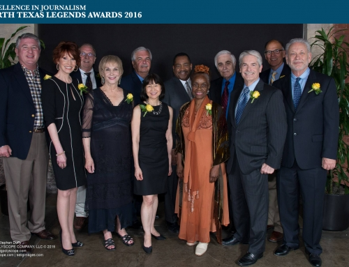 Press Club of Dallas honors new group of North Texas Legends at packed event