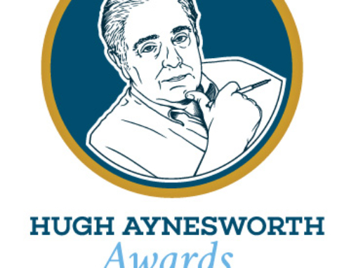 17 news organizations and their staffs honored at inaugural Hugh Aynesworth Awards