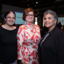 Deborah Fleck, Nicola Longford, Deborah Garcia Marine