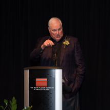 2017 Excellence in Journalism honoree Dale Hansen